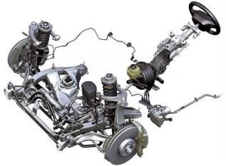 Ремонт рулевых реек гидравлических, электрических
