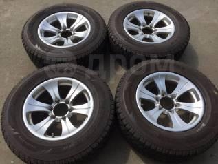 "265/65 R17 Bridgestone Blizzak DM-Z3 литые диски 6х139.7 (К8-1713). 8.0x17"" 6x139.70 ET24"
