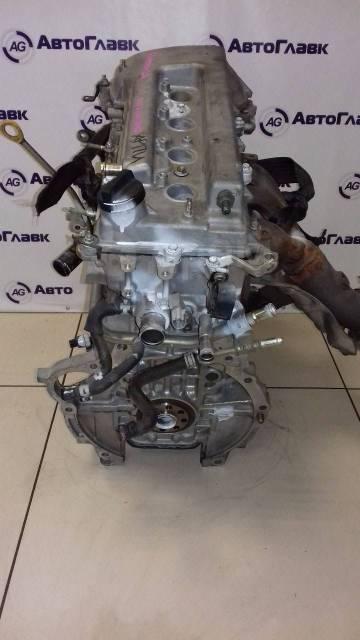 Двигатель в сборе. Toyota: Corolla Spacio, Wish, Allex, Corolla Fielder, Isis, Corolla Runx Двигатель 1ZZFE