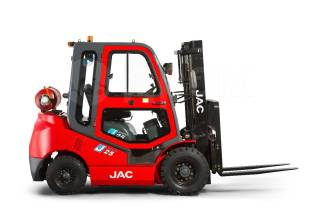 JAC. CPCD25, 2 500кг., Дизельный. Под заказ