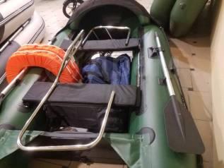 Aquamarine 330. 2017 год год, длина 3,30м., двигатель подвесной, 15,00л.с., бензин