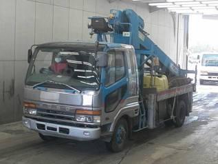 Mitsubishi Fuso. Автобуровая, 8 200куб. см., 5 000кг. Под заказ