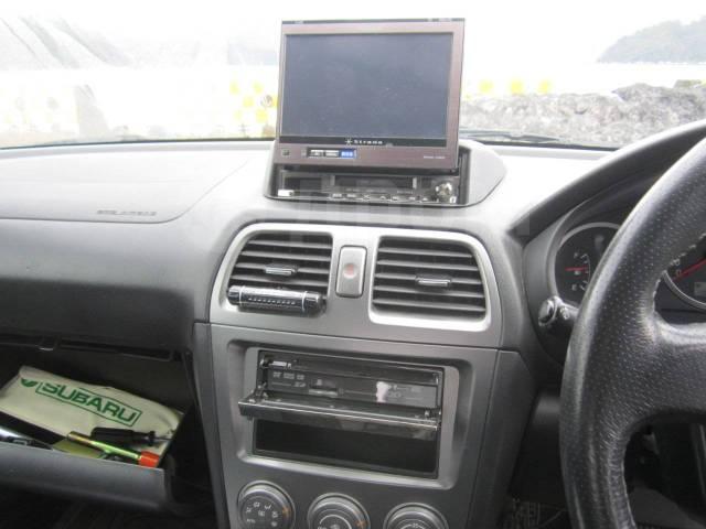 Кронштейн климат-контроля. Subaru Impreza, GD, GD2, GD3, GD9, GDA, GDB, GG, GG2, GG3, GGA, GGB