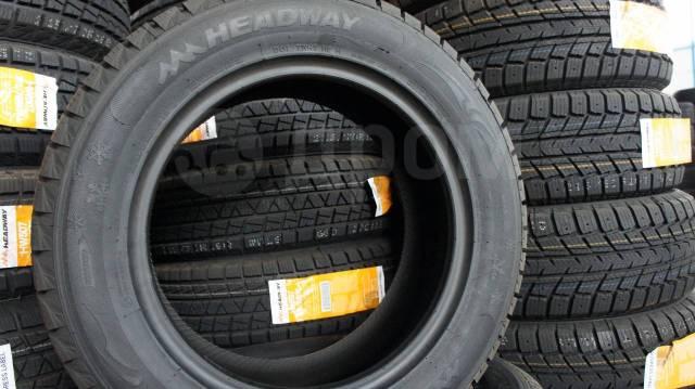 Headway HW501. Зимние, шипованные, 2018 год, без износа, 4 шт