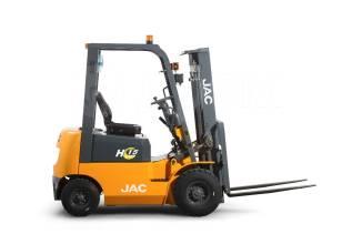 JAC. CPCD15, 1 500кг., Дизельный. Под заказ