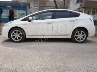 Накладка на дверь. Toyota Prius, NHW20, ZVW30, ZVW30L, ZVW35 Двигатели: 1NZFXE, 2ZRFXE