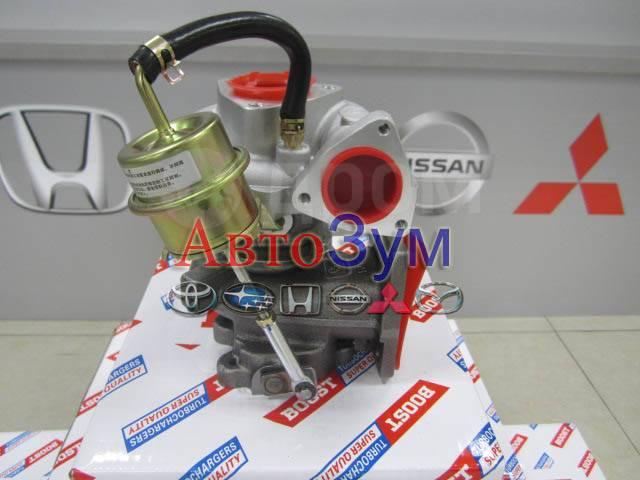 Турбина. Nissan: Caravan, Terrano, Datsun, Mistral, Homy, Datsun Truck, Terrano II Двигатели: TD27T, TD27TI