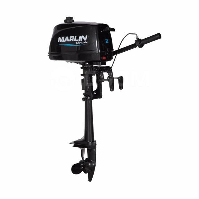 Marlin. 2,00л.с., 2-тактный, бензиновый, нога S (381 мм), 2018 год год