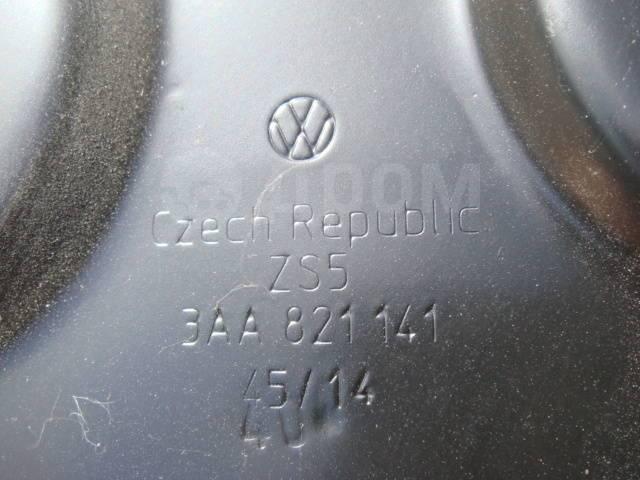 Крепление крыла. Volkswagen Passat, 362, 365 Двигатели: BLS, BMP, BMR, BUZ, BWS