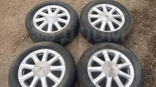 """Диски литые с резиной R16 Toyota Crown. x16"""" 5x114.30"""
