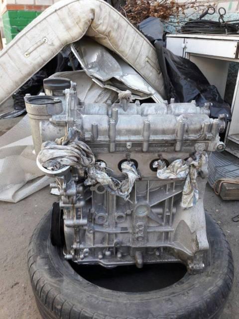 Двигатель в сборе. Volkswagen Jetta Volkswagen Polo Двигатели: CFNA, CFNB