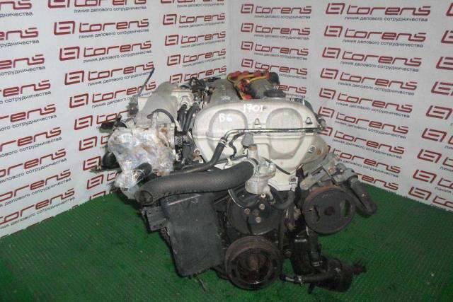Двигатель в сборе. Mazda Roadster, NB6C Двигатель B6ZE