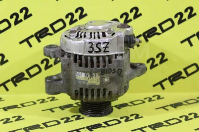 Генератор. Toyota Rush, J200, J200E, J210, J210E Toyota Passo Sette, M502E, M512E Toyota bB, QNC21 Двигатель 3SZVE