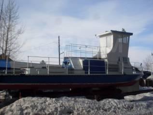 Костромской судомеханический завод. 2001 год год, длина 15,00м., двигатель стационарный, 170,00л.с., дизель. Под заказ