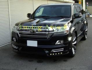 Обвес кузова аэродинамический. Toyota Land Cruiser, UZJ200, UZJ200W