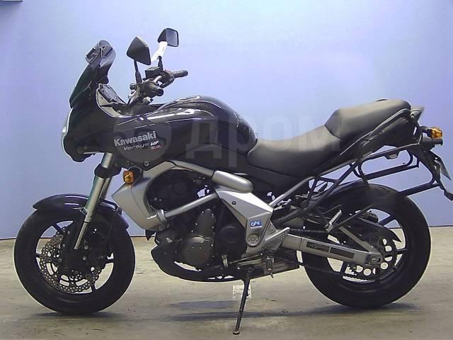 Kawasaki Versys. 650куб. см., исправен, птс, без пробега. Под заказ