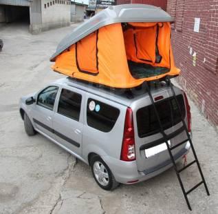 Багажник на крышу. Buerstner Travel Van. Под заказ