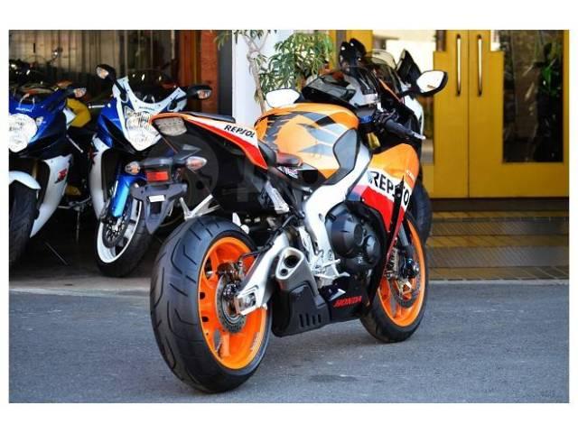 Honda Cbr 1000rr Fireblade 2013 продажа мотоциклов во владивостоке
