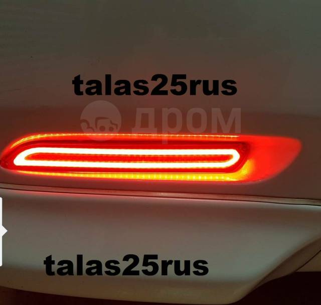 Стоп-сигнал. Toyota: Allion, Crown, Verossa, Mark X, Camry, Wish, Harrier, Sai, Venza, Corolla Fielder Lexus GX470, UZJ120 Lexus NX200t, AGZ10, AGZ15...