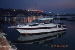 Катер Аравана, рыбалка, отдых на островах, морские прогулки, водное такси. 8 человек, 60км/ч