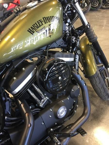 Harley-Davidson Sportster Iron 883 XL883N. 1 200куб. см., исправен, птс, без пробега. Под заказ