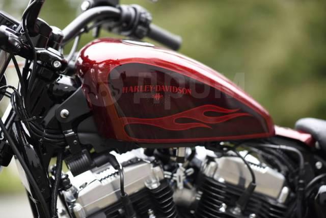 Harley-Davidson Sportster Forty-Eight XL1200X. 1 200куб. см., исправен, птс, без пробега. Под заказ