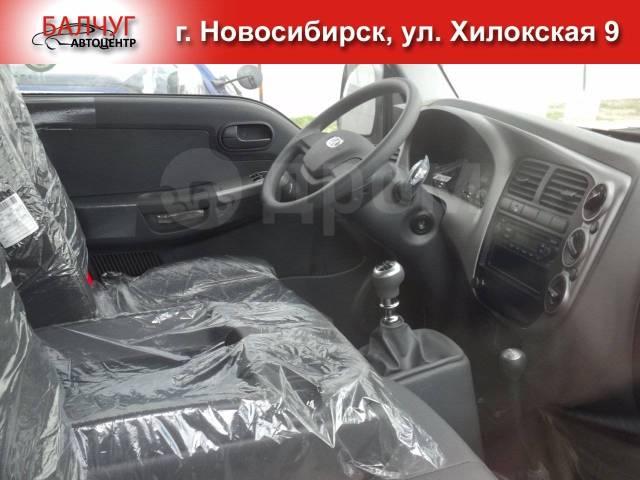 Kia Bongo III. KIA Bongo III 3 (4WD) Double Cab 2017 Новый, 2 700куб. см., 1 000кг., 4x4