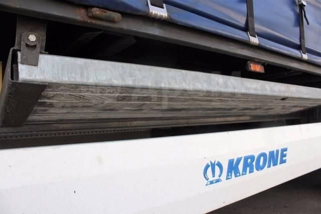 Krone SD. Шторный полуприцеп крона 2012 года без пробега по РФ, 41 000кг.