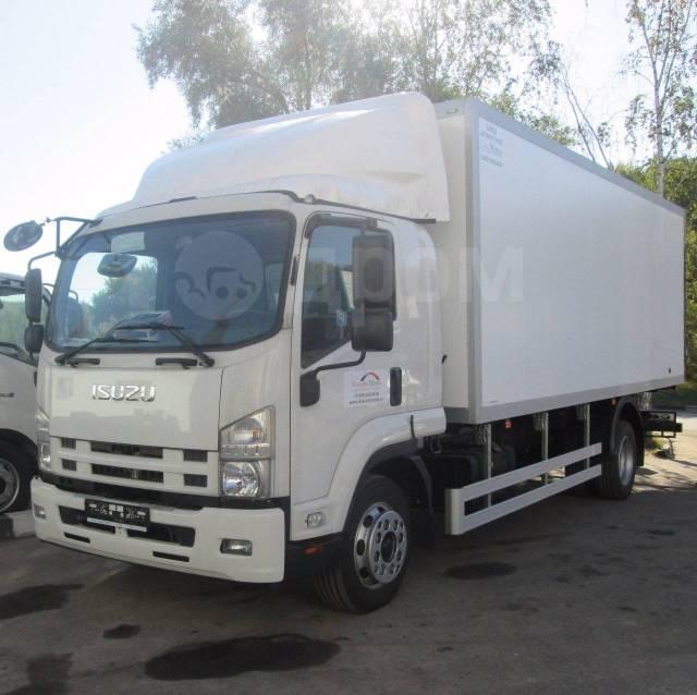 Isuzu Forward. с изотермическим фургоном, 5 200куб. см., 6 700кг. Под заказ