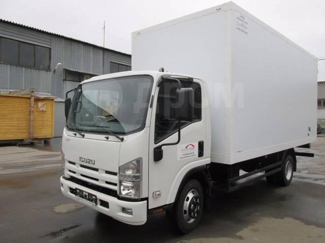 Isuzu Elf. c изотермическим фургоном, 5 200куб. см., 4 000кг. Под заказ