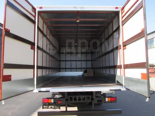 Isuzu Forward. 12.0 c промтоварным фургоном, 5 200куб. см., 7 000кг. Под заказ