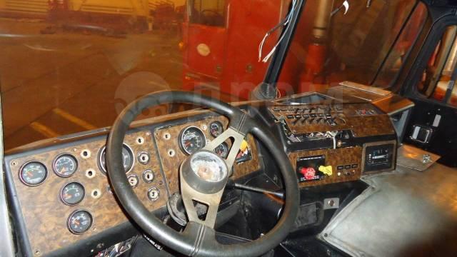 Kenworth C500. Автомобиль Kenworth C-500K С/Т (седельный тягач), 12 700куб. см., 58 000кг.