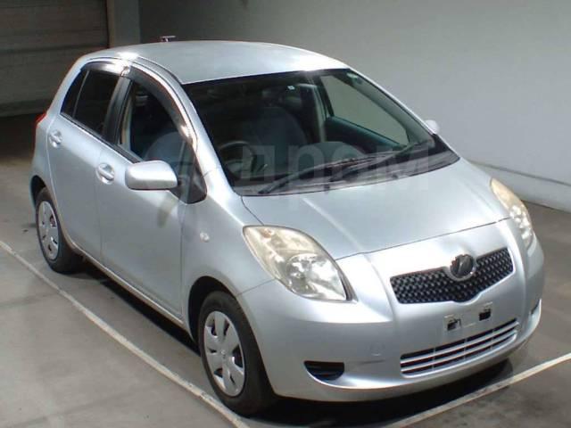 Toyota Vitz. 1KRFE, KSP905011074
