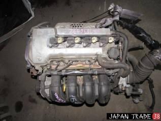 Двигатель в сборе. Toyota: Corolla Spacio, WiLL VS, Wish, Allex, Corolla Axio, Corolla Fielder, Isis, Corolla, Corolla Runx Двигатель 1ZZFE