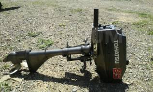 Tohatsu. 2,50л.с., нога S (381 мм)