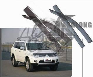Ветровик на дверь. Mitsubishi Pajero Sport, KH0 Двигатели: 4D56, 4M41, 6B31