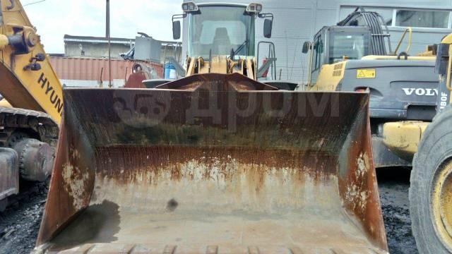 Liebherr L 580. Фронтальный погрузчик Liebherr L580, 2007 год, ОТС, 11 000кг., Дизельный, 5,50куб. м.