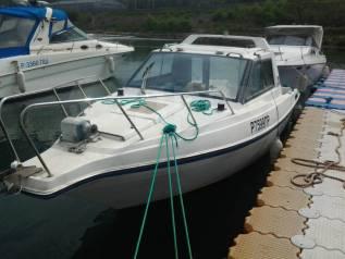 Аренда катера 23 фута. 6 человек, 40км/ч