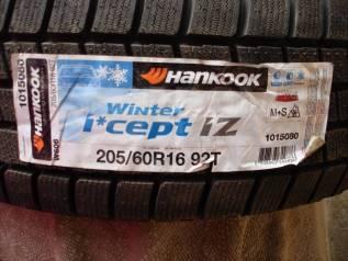 Hankook Winter i*Cept IZ W606. Всесезонные, без износа, 1 шт