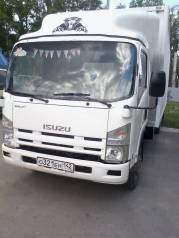 Isuzu Elf. Продам грузовой фургон Isuzu QL-5100, 5 200куб. см., 7 600кг., 4x2