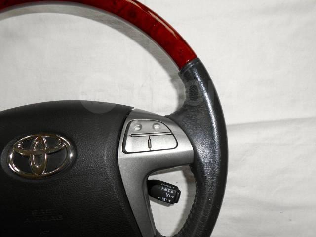 Руль. Toyota: Premio, Allion, Allex, Mark X Zio, Aurion, Aristo, Voxy, Avensis, Camry, Noah, Estima Hybrid, Corolla, Altezza, Avalon, Auris, Blade, Kl...