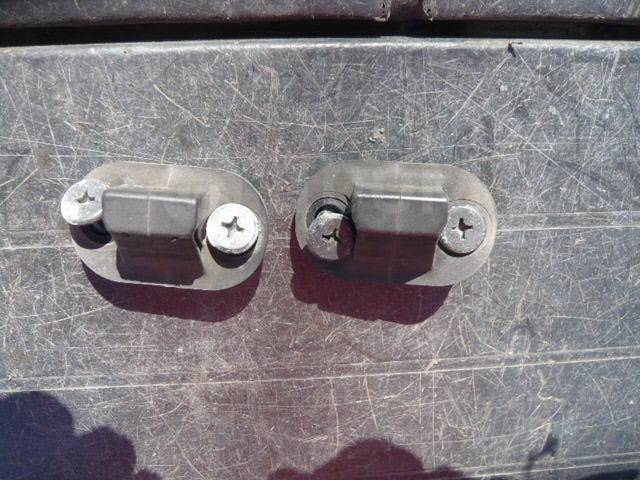 Отбойник двери. Subaru Exiga, YA4