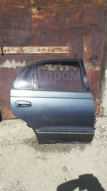 Дверь боковая. Toyota Corona, ST191