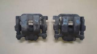 Суппорт тормозной. Infiniti EX35, J50 Infiniti EX37, J50 Infiniti QX50, J50 Двигатели: VQ35HR, VQ37VHR