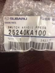 Датчик давления масла. Subaru: Pleo, R2, Impreza, XV, R1, Domingo, Sambar, Forester, Rex, Legacy, Exiga, Justy, Vivio, Stella Двигатели: EN07E, EN07S...