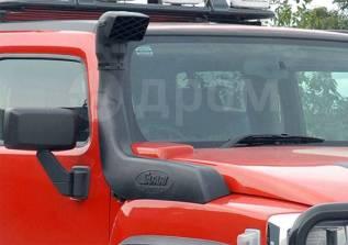 Шноркель. Nissan Patrol, Y61 Nissan Safari Двигатель TD42T