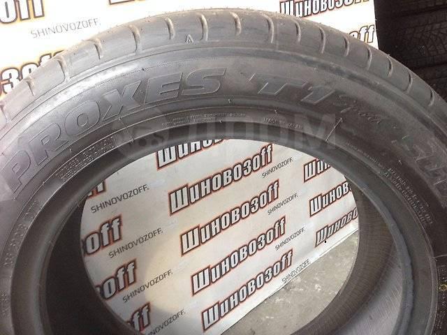 Toyo Proxes T1 Sport SUV. Летние, 2015 год, без износа, 4 шт