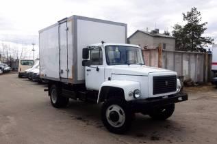 ГАЗ-33086 Земляк. , 4 800куб. см., 4 000кг.