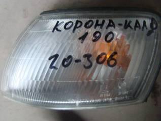 Габаритный огонь. Toyota Caldina, ST191, ST191G