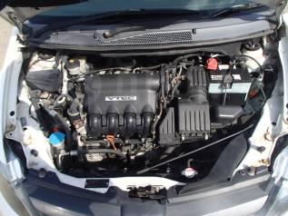 Двигатель в сборе. Honda Airwave, GJ1 Двигатель L15A